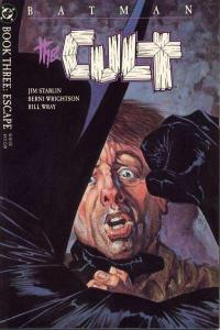 Batman: The Cult #3, NM (Stock photo)