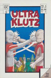Ultra Klutz #6 FN; Onward   save on shipping - details inside