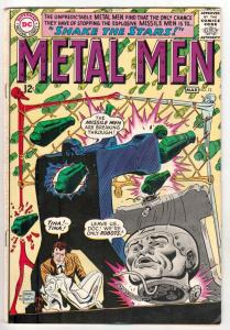 Metal Men #12 (Mar-65) VF/NM High-Grade Metal Men (Led, Tina, Tin, Gold, Merc...