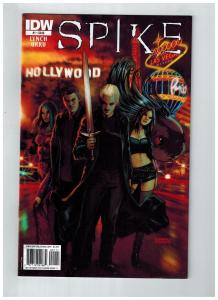 Spike # 1 VF IDW Comic Book Lynch Urru Series Modern Age Issue Angel S75