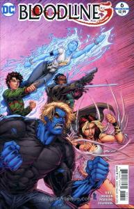 Bloodlines (DC) #6 VF/NM; DC | save on shipping - details inside