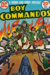 Boy Commandos (2nd Series) #1 FN; DC | save on shipping - details inside