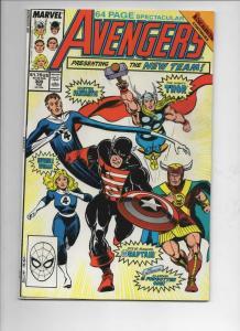 AVENGERS #300, VF+, Fantastic Four, Thor, 1963 1989, more Marvel in store
