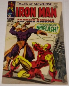 Tales of Suspense #97 (6.5) 1968 1st Appearance Whiplash ID#39A