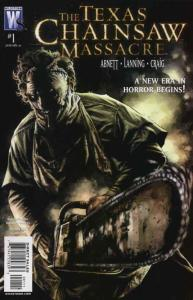 Texas Chainsaw Massacre, The (Wildstorm) #1 FN; WildStorm | save on shipping - d