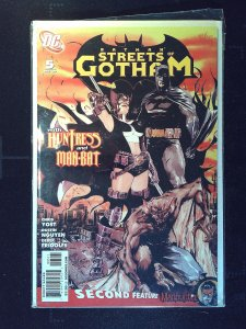 Batman: Streets of Gotham #5 (2009)