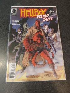Hellboy: Weird Tales #1 (2003)