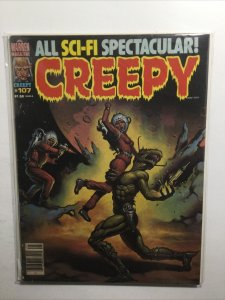 Creepy 107 May 1979 Very Good/Fine Vg/Fn 5.0 Warren Magazine
