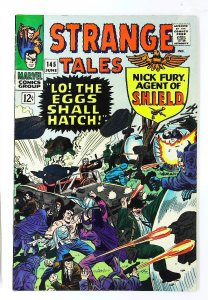 Strange Tales (1951 series) #145, VF- (Actual scan)