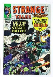 Strange Tales (1951 series) #145, VF- (Actual scan)