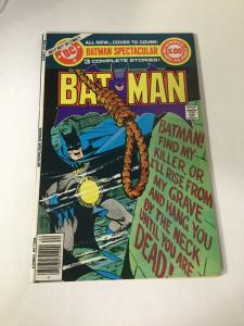 Batman Spectacular 15 Vf Very Fine 8.0 DC Comics