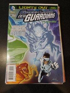 Green Lantern: New Guardians #24 (2013)
