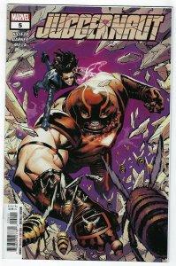 Juggernaut DX # 5 of 5 Cover A NM Marvel