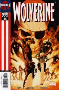 Wolverine (Vol. 3) #34 VF; Marvel | save on shipping - details inside