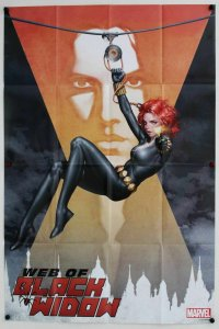 Web of Black Widow 2019 Folded Promo Poster [P69] (36 x 24) - New!