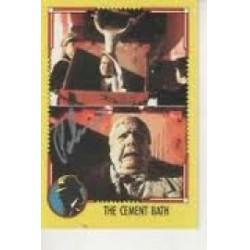 1990 Topps DICK TRACY-THE CEMENT BATH #31