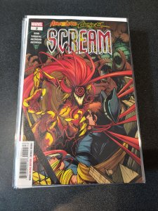 Absolute Carnage: Scream #2 (2019)