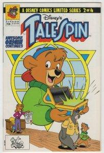 Talespin #2 High Grade Disney 1¢ AUCTION! No Resv! SEE More!