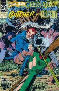 Brave and the Bold (1991 series) #2, NM- (Stock photo)