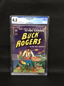 Buck Rogers #100 (Toby, 1951) CGC 4.5