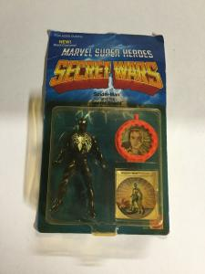 Marvel Super Heroes Secret Wars Spider-Man Black Suit Unpunched