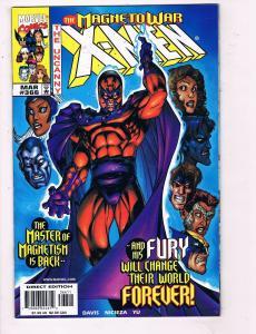 Uncanny X-Men # 366 VF Marvel Comic Books Wolverine Magneto Gambit Storm!!! SW13