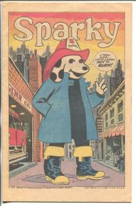 Sparky 1978-National Fire Protection Assoc promo comic-Joe Kubert?-VF