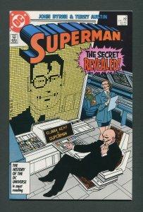 Superman #2  / 9.2 NM-   February 1987