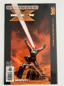 Ultimate X-Men #30 Return of the King Part 4 of 7  (2001 Marvel Comics) NM