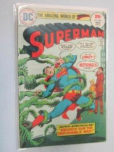 Superman #285 4.0 VG (1975)
