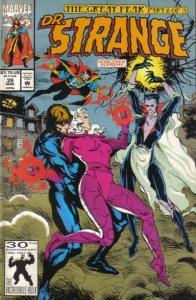 Doctor Strange: Sorcerer Supreme #39, NM- (Stock photo)