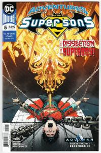 Adventures Of The Super Sons #5 (DC, 2019) NM