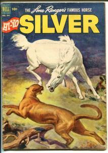 Lone Ranger's Famous Horse Hi-Yo Silver Four Color Comics #392-1950-Dell-VG