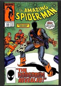 Amazing Spider-Man #289  The Hobgoblin Revealed! Marvel Comics Spiderman