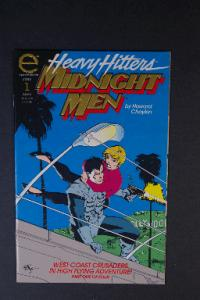 Midnight Men #1 by Howard Chaykin June 1993