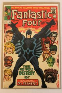 Fantastic Four #46 (Marvel, 1966) Condition: VG+