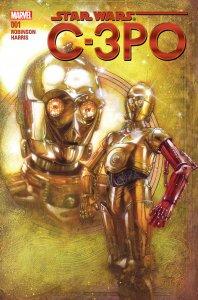 2015 Star Wars: C-3PO #1