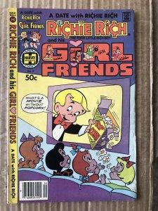 Richie Rich & His Girlfriends #9