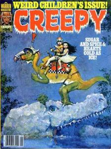 Creepy (1964 series) #94, VF (Stock photo)