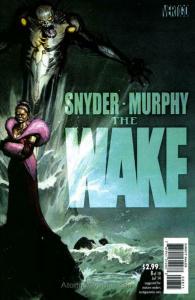 Wake, The (2nd Series) #8 VF/NM; DC/Vertigo | save on shipping - details inside