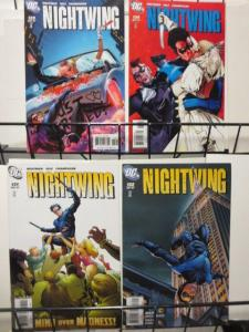 NIGHTWING DC COMICS Mini sets 2-6 issue storylines 1996-2009 #129-132 F-VF+