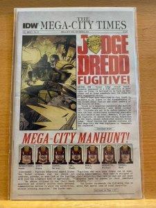 Judge Dredd #25 (2014)