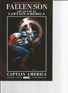 Fallen Son Death of Captain America 3#