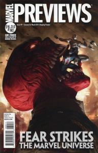 Marvel Previews #89 VF/NM; Marvel | save on shipping - details inside