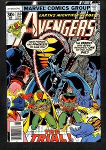 The Avengers #160 (1977)