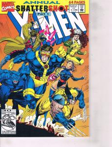 Lot Of 2 Marvel Comic Books Annual X-men '92 #1 and '94 #3 ON6
