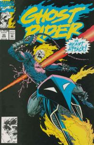 Ghost Rider (Vol. 2) #35 FN; Marvel | save on shipping - details inside