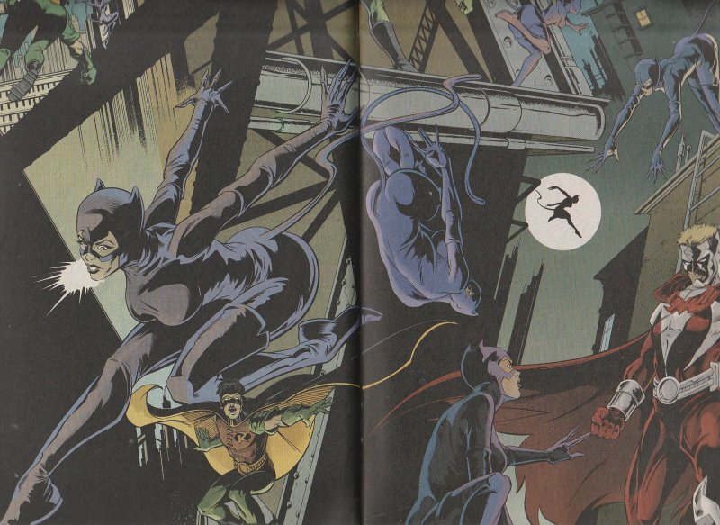 Batman – Officer Down Parts 1,2,3,4,5,6,7 The Complete Story arc !