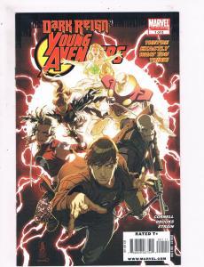 Dark Reign Young Avengers # 1 NM 1st Print Marvel Comic Book Hulk Thor Loki S59