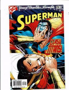 Lot of 2 Superman DC Comic Books #216 217 KS5